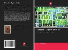 Capa do livro de Shabaks - O povo Shabak