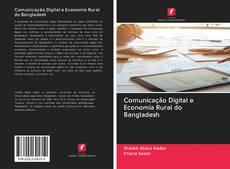 Copertina di Comunicação Digital e Economia Rural do Bangladesh