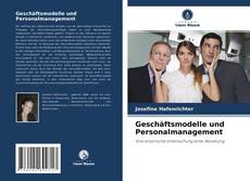 Geschäftsmodelle und Personalmanagement的封面