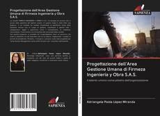Обложка Progettazione dell'Area Gestione Umana di Firmeza Ingeniería y Obra S.A.S.