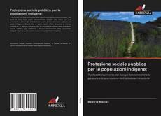 Capa do livro de Protezione sociale pubblica per le popolazioni indigene: