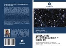 CORONAVIRUS-INFEKTIONSKRANKHEIT 19 (COVID-19) kitap kapağı