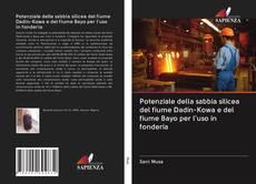 Обложка Potenziale della sabbia silicea del fiume Dadin-Kowa e del fiume Bayo per l'uso in fonderia