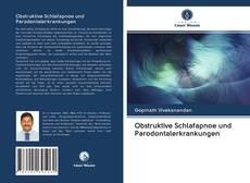 Bookcover of Obstruktive Schlafapnoe und Parodontalerkrankungen