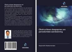 Portada del libro de Obstructieve slaapapneu en parodontale aandoening