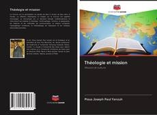 Buchcover von Théologie et mission