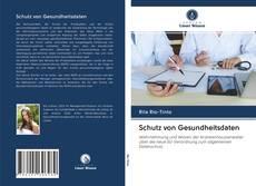 Schutz von Gesundheitsdaten kitap kapağı