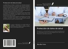 Protección de datos de salud kitap kapağı