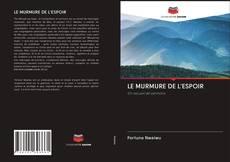 Portada del libro de LE MURMURE DE L'ESPOIR