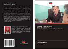 Bookcover of Echos des veuves