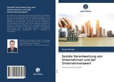 Bookcover of Soziale Verantwortung von Unternehmen und der Unternehmenswert