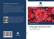 Buchcover von Krieg gegen das Corona-Virus