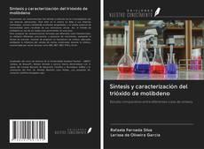 Bookcover of Síntesis y caracterización del trióxido de molibdeno