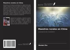 Bookcover of Maestros rurales en China