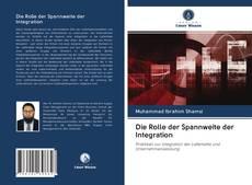 Die Rolle der Spannweite der Integration的封面