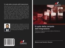 Couverture de Il ruolo della campata dell'integrazione