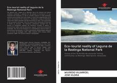 Bookcover of Eco-tourist reality of Laguna de la Restinga National Park