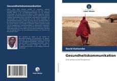 Bookcover of Gesundheitskommunikation