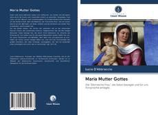 Portada del libro de Maria Mutter Gottes