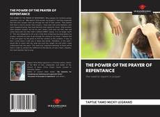 Обложка THE POWER OF THE PRAYER OF REPENTANCE