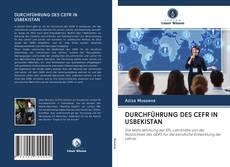 Portada del libro de DURCHFÜHRUNG DES CEFR IN USBEKISTAN