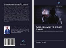 Copertina di CYBERCRIMINALITEIT IN CÔTE D'IVOIRE