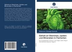 Bookcover of Gehalt an Vitaminen, Lipiden und Mineralien in Fischarten
