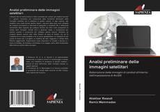 Bookcover of Analisi preliminare delle immagini satellitari