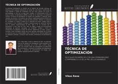 Обложка TÉCNICA DE OPTIMIZACIÓN