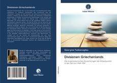 Capa do livro de Divisionen Griechenlands