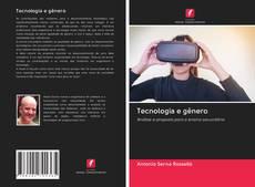 Обложка Tecnologia e gênero