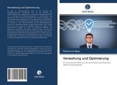 Обложка Verwaltung und Optimierung