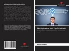 Couverture de Management and Optimization