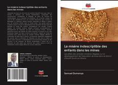 Bookcover of La misère indescriptible des enfants dans les mines