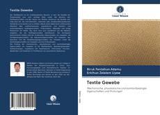 Textile Gewebe kitap kapağı
