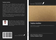 Portada del libro de Tejidos textiles