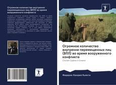 Bookcover of Огромное количество внутренне перемещенных лиц (ВПЛ) во время вооруженного конфликта