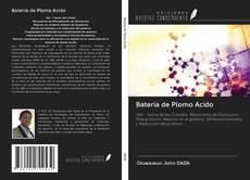 Borítókép a  Batería de Plomo Acido - hoz