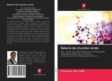 Обложка Bateria de chumbo-ácido