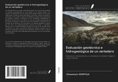 Portada del libro de Evaluación geotécnica e hidrogeológica de un vertedero