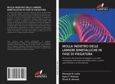 Couverture de MOLLA INDIETRO DELLE LAMIERE BIMETALLICHE IN FASE DI PIEGATURA