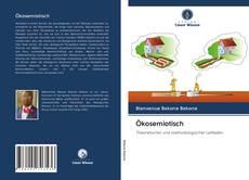 Ökosemiotisch kitap kapağı