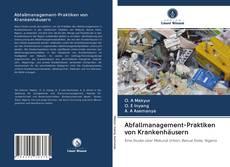 Bookcover of Abfallmanagement-Praktiken von Krankenhäusern