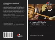 Buchcover von La responsabilità della potenza occupante
