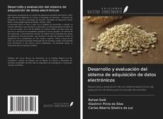 Portada del libro de Desarrollo y evaluación del sistema de adquisición de datos electrónicos
