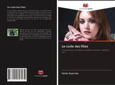 Bookcover of Le code des filles