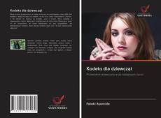 Bookcover of Kodeks dla dziewcząt