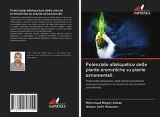 Buchcover von Potenziale allelopatico delle piante aromatiche su piante ornamentali