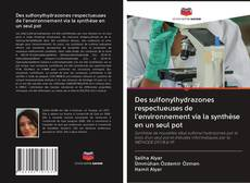 Bookcover of Des sulfonylhydrazones respectueuses de l'environnement via la synthèse en un seul pot