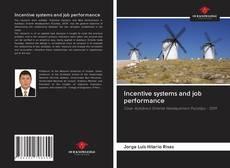 Capa do livro de Incentive systems and job performance